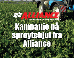 Alliance  traktordekk